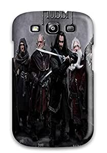 Tpu Case Cover For Galaxy S3 Strong Protect Case - Lotr Fantasy Abstract Fantasy Design