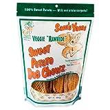 Sam's Yams Veggie Rawhide Sweet Potato Dog Treats, 1-Pound, My Pet Supplies