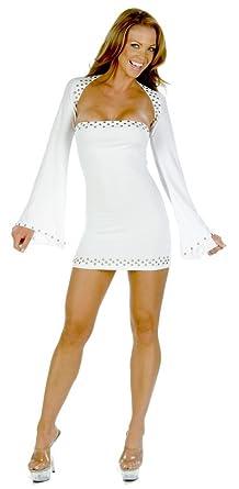 7f0566f5e879 Amazon.com: Nom de Plume, Inc Women's Sexy Strech Poly Lycra Studds ...