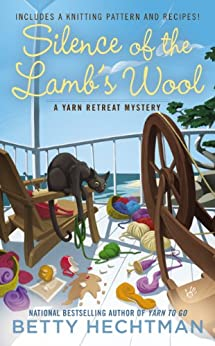 Silence Lambs Wool Retreat Mystery ebook product image