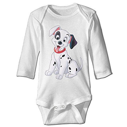 (101 Dalmatians Logo Baby Onesie Toddler Clothes)