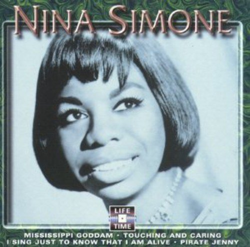 CD : Nina Simone - My Baby Just Cares for Me (CD)