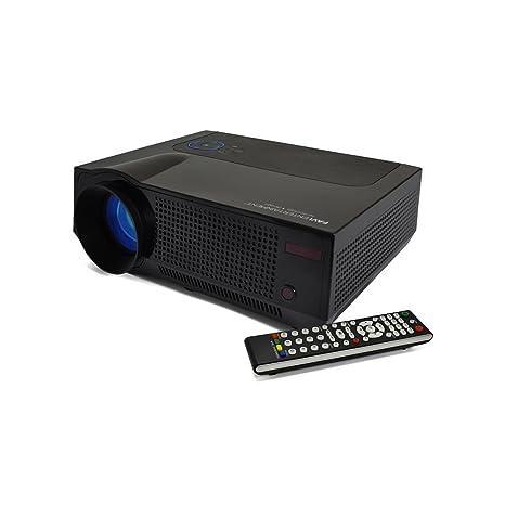 FAVI 4T RioHD-LED-proyector, LED, 1920 x 1080, Negro: Amazon.es ...