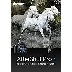 Corel AfterShot Pro 3 Photo Editing Software for PC/Mac (Key Card)