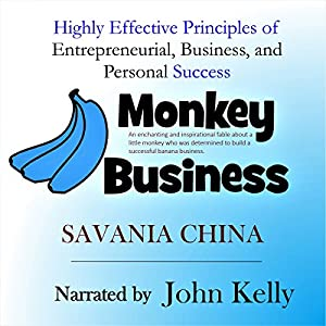 Monkey Business Audiobook