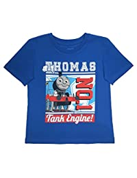 Thomas the Tank - Toddler Boy's T-Shirt, Royal blue