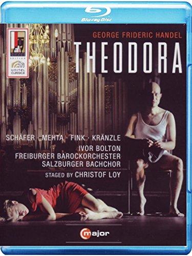 Bejun Mehta - Theodora (Blu-ray)