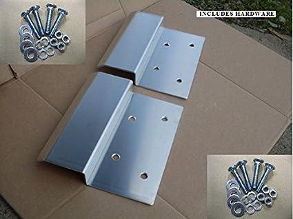 Rampa de carga aluminio Cortacésped ATV Kit 12