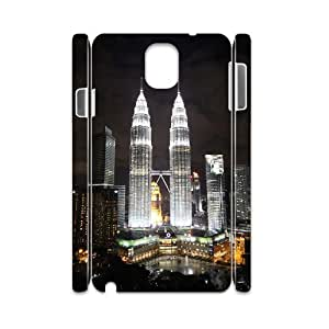 SYYCH Phone case Of City Lights Cover Case For samsung galaxy note 3 N9000