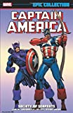 Captain America Epic Collection: Society of Serpents
