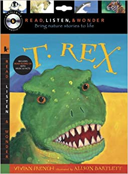 Book T. Rex with Audio, Peggable: Read, Listen & Wonder