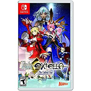 Nintendo Switch-Fate/EXTELLA: The Umbral Star 2017