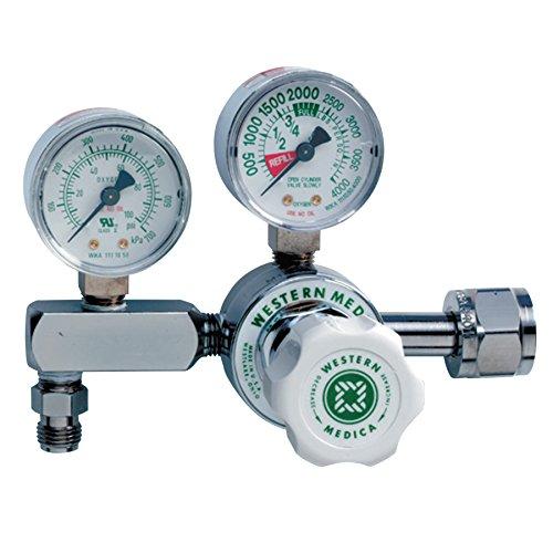 Western M1-540-PG M1 Series Pressure Gauge Regulators, CG...