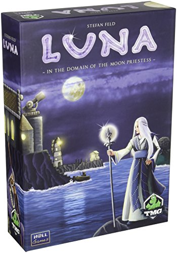 Luna: in the Domain of the Moon Priestess Board - In Domain Stores