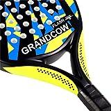 GRANDCOW Padel Racket Padel Racquet Carbon Fiber