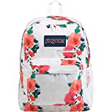 JanSport Digibreak Laptop Backpack (Watercolor Roses)