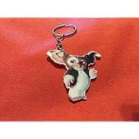 Gizmo key chain - gremlinsresin made key chain,great key decoration