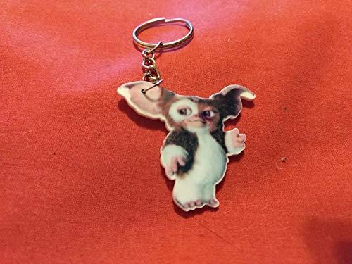 Gizmo key chain - gremlinsresin made key chain, great key decoration