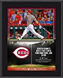 "Scooter Gennett Cincinnati Reds 10.5"" x 13"" Four Home Run Game Sublimated Plaque - Fanatics Authentic Certified"