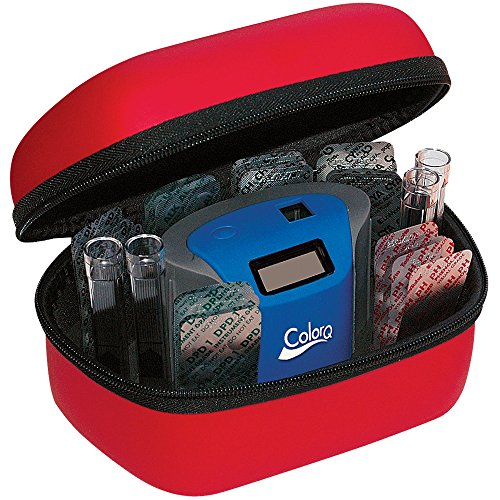 LaMotte 2057 ColorQ Pro TesTabs 7 Swimming Pool Water Test Meter Kit by LaMotte