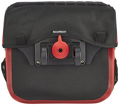 Red Cycling Products WP100 Pro II Handlebar Bag Red 2016 Fahrradtasche
