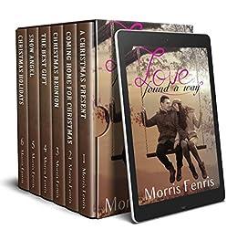 love found a way box set 6 christmas romance novels by fenris morris - Best Christmas Novels