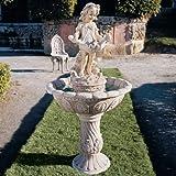 Design Toscano Abigail's Bountiful Apron Fountain