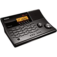 Uniden BC365CRS 500 Channel Clock/FM Radio Scanner with Weather Alert