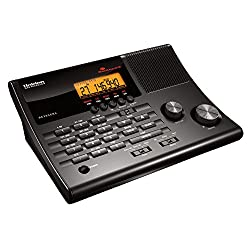 Uniden Bc365crs 500 Channel Clockfm Radio Scanner With Weather Alert