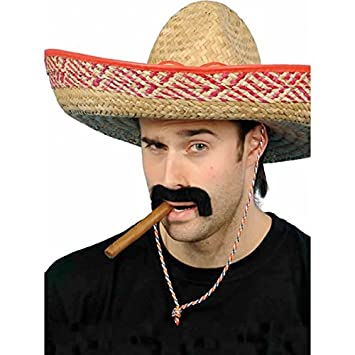 Amazon.com  Mexican Straw Sombrero  Baby 5ae05f5981a