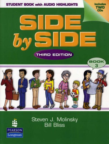 Side by Side 3 Student Book with Audio CD Highlights (Bk. 3)