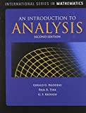 img - for An Introduction to Analysis (International Series in Mathematics) by Gerald G. Bilodeau (2009-07-28) book / textbook / text book