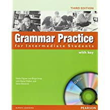 Grammar practice intermed. n/e stbk with key