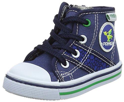Primigi PBU 14458, Zapatillas Altas Para Niños Azul (blue)