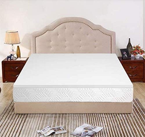 2 Twin Size Memory Foam Mattresss Topper