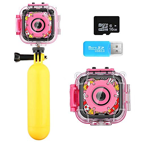 Kids Camera iMoway Waterproof
