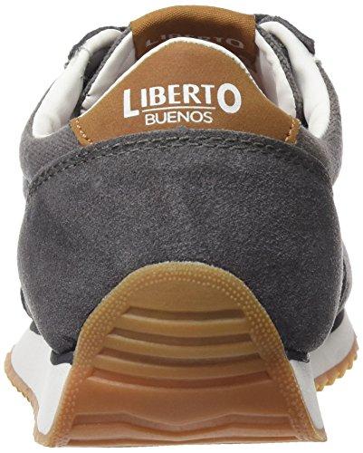 LIBERTO Lib41sl, Sneakers Basses Femme, Vert (Verde), 38 EU