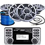Best Clarion Car Stereo Systems - Clarion CMD8 Marine Boat Yacht Audio CD/MP3 Stereo Review