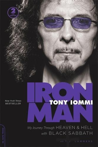 Iron Man: My Journey through Heaven and Hell with Black Sabbath - Singer Iron Press