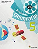 capa de Presente Geografia 5