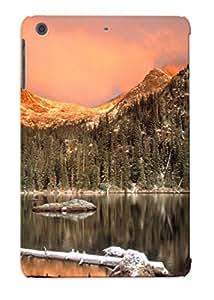 Hot Tpye Mountains (8) Case Cover For Ipad Mini/mini 2