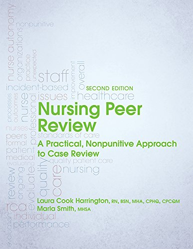 Nursing Peer Review: A Practical, Nonpunitive Approach to Case Review