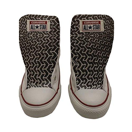 Converse All Star Hi chaussures Personnalisé et imprimés UNISEX (produit artisanal) Pirelly size 39 EU
