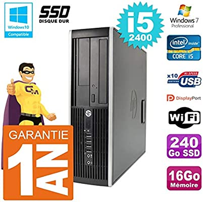HP Hewlett-Packard PC 6200 SFF: Amazon.es: Electrónica