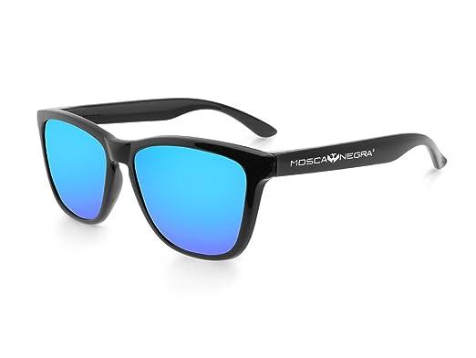 Gafas de sol MOSCA NEGRA modelo ALPHA BLACK - Polarizadas: Amazon.es: Ropa y accesorios