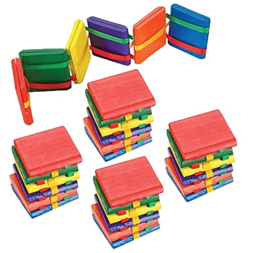 (Jacob's Ladder, Set of 5 Exciting Wooden Handheld Games)