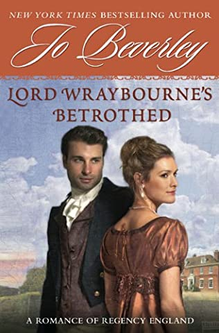 book cover of Lord Wraybourne\'s Betrothed