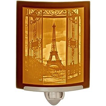 Eiffel Tower Night Light Eiffel Tower Lamp Amazon Com