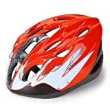 ROSWHEEL 92421 EPS Mtb/Road Bicycle Helmet With LED light