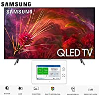 Samsung Q8FN Smart 4K Ultra HD QLED TV (2018) Bundle (65-Inch + Home Security Kit)